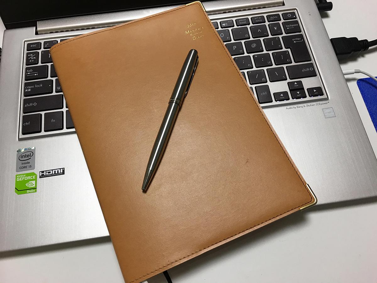 【マンダラ手帳の使い方】ビジネス・プライベートで夢を叶える手帳活用術6選