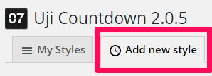Uji Countdown02