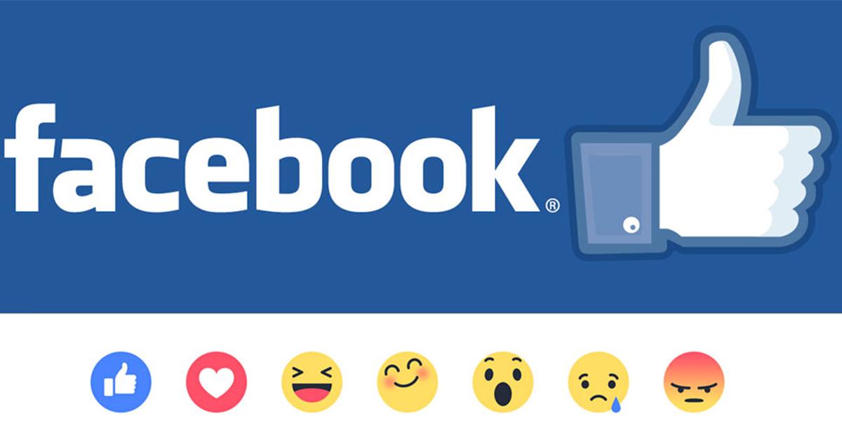 Facebookの新機能「超いいね!」や「ひどいね」等【Reactions】の使い方。